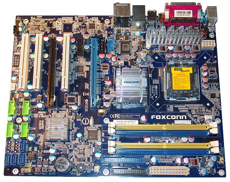Foxconn P35A-S Driver for PC