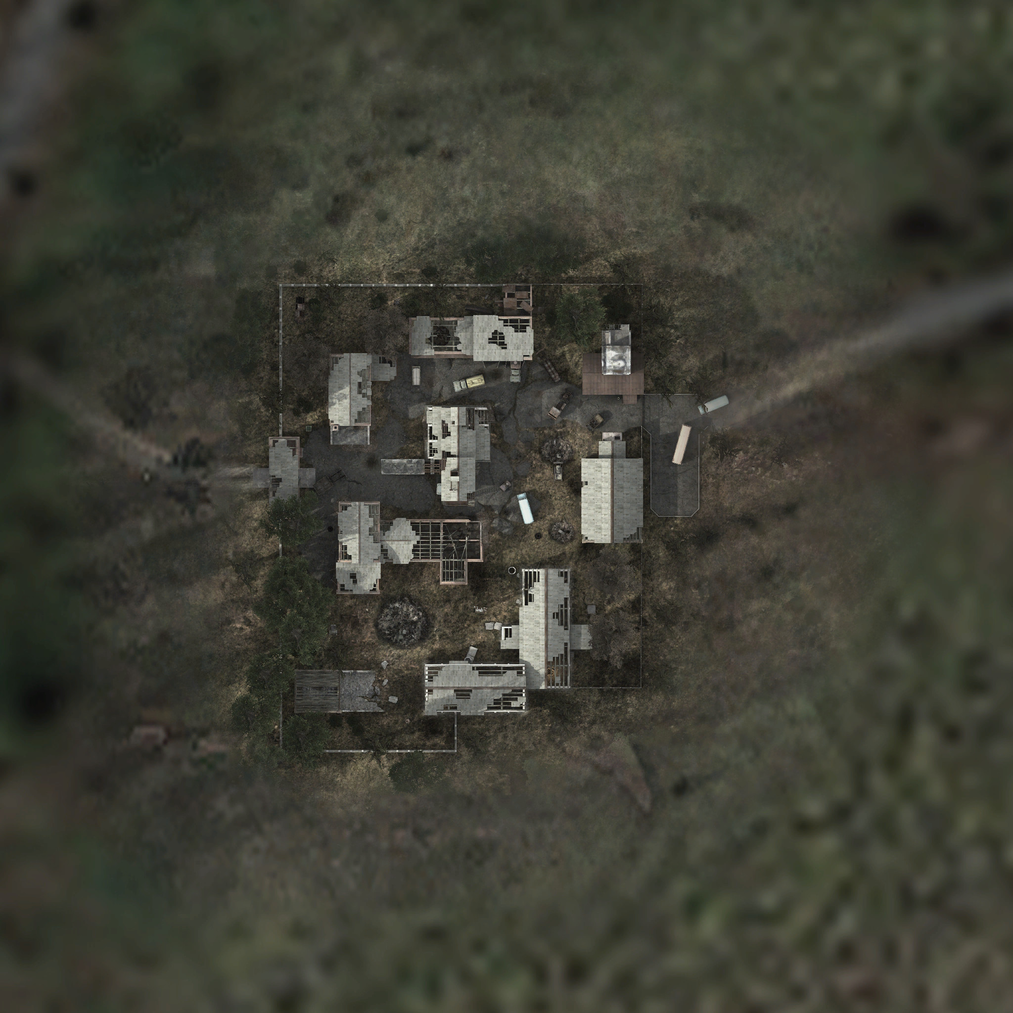 Картинка карта из игры сталкер